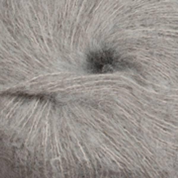 Alpakka Lin 1310 Lys grå
