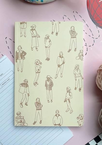 PetiteKnit Knitting Journal - Petit Signature