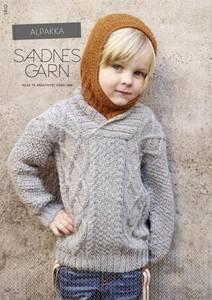 Bilde av Sandnes 1410 Alpakka barn