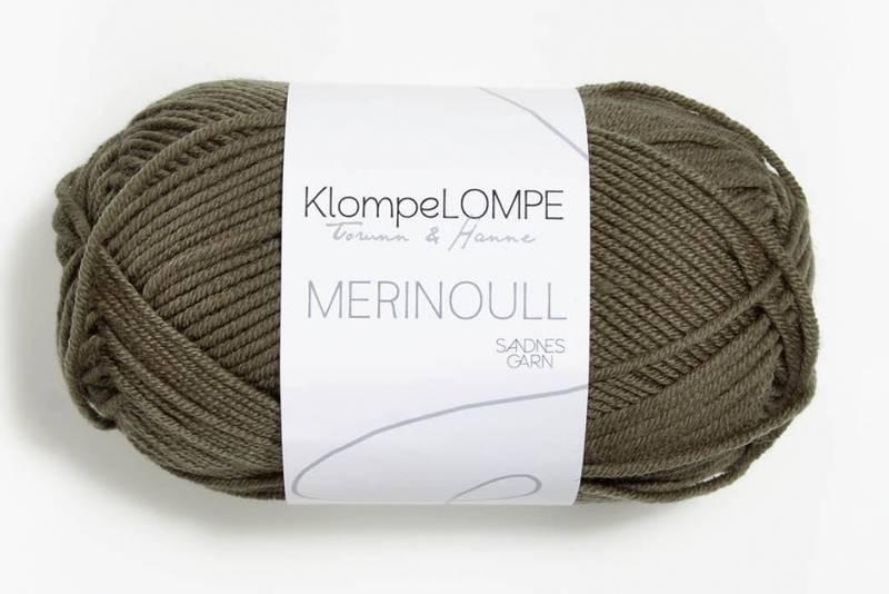 KlompeLompe Merinoull 9851