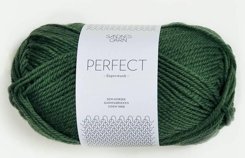 Perfect 8063 Mørk Grønn