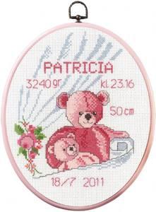 Bilde av Permin 92-0901 Patricia
