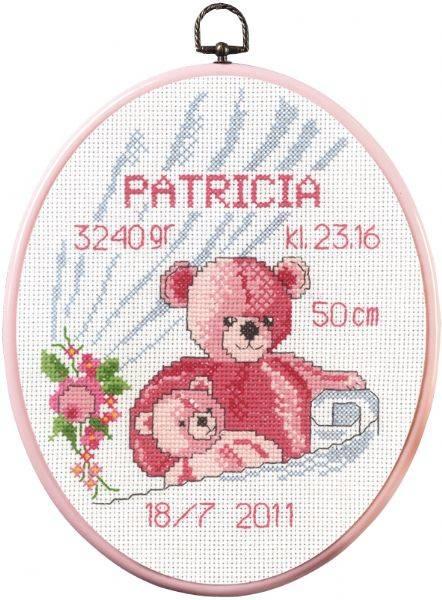 Permin 92-0901 Patricia