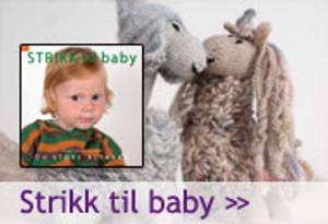 Bilde av Temahefte 15 Strikk til Baby
