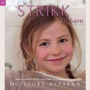 Bilde av Strikk til barn